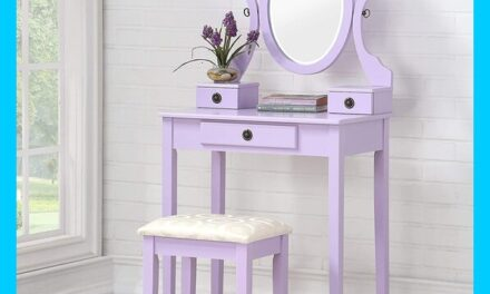 Top 10 Best Vanity Table with Storage