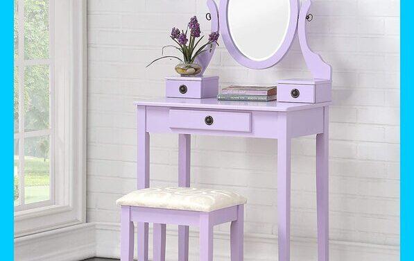 Top 10 Best Vanity Table with Storage
