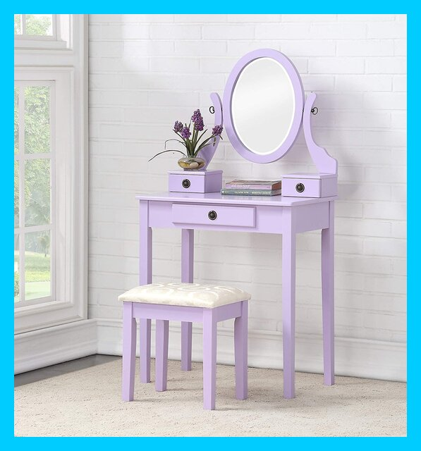 Best Vanity Tables with Storage for You