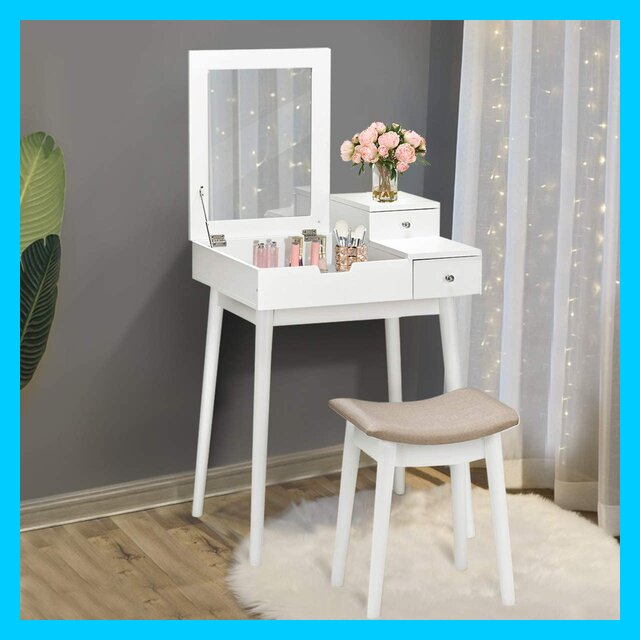 Best Modern Makeup Vanity Table Review 2020