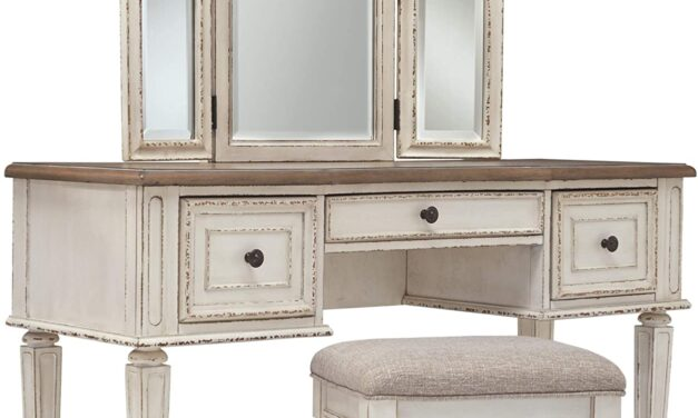 Top #10 Mid Century Vanity Tables Review 2021