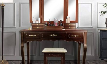 Top 10 Antique Vanity Tables with Mirror