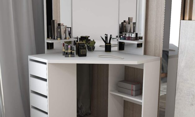 Top 10 Vanity Tables Under 300 Dollar Review 2021