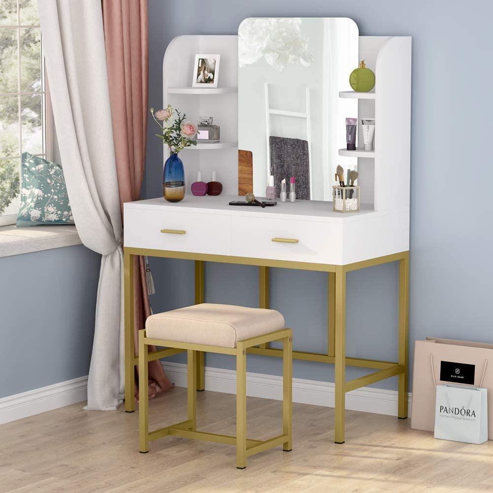 Top Ten Vanity Tables Under $200