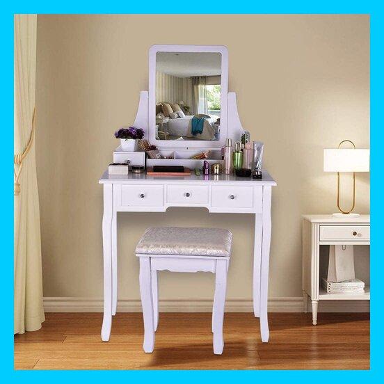 vanity tables under $100